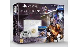 PS4 collector Destiny Le Roi des Corrompus 07 07 2015 bundle 1