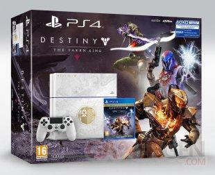 PS4 collector Destiny Le Roi des Corrompus 07 07 2015 bundle 1