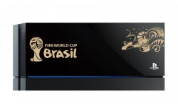 PS4 collector FIFA World Cup Brasil 26.05.2014  (1)