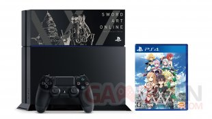 PS4 collector Sword Art Online (2)