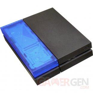 PS4 coques couleurs transparentes (1)