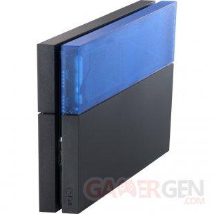 PS4 coques couleurs transparentes (4)