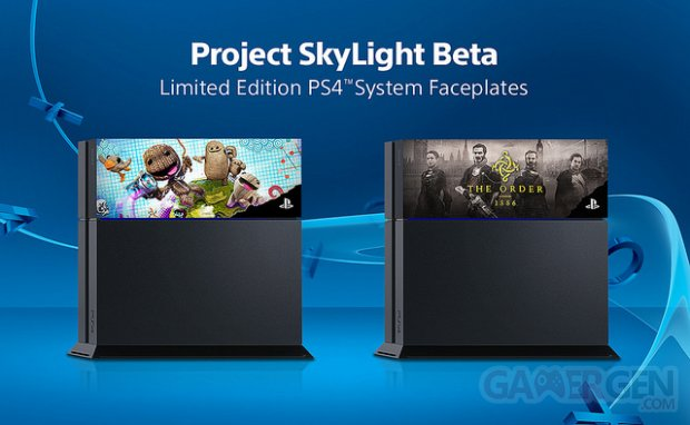 PS4 coques personnalisables 1