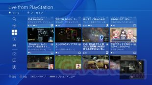 PS4 Firmware 2.00 Live from playstation  (4)