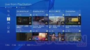 PS4 Firmware 2.00 Live from playstation  (5)