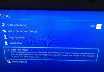 PS4 firmware 2 50 1