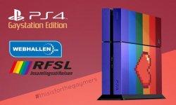 PS4 GayStation Edition