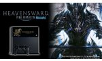 ps4 images officielles consoles collector final fantasy xiv heavensward