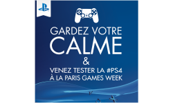 PS4 Paris Games Week