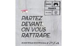 PS4 Partez devant on vous rattrape