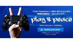 PS4 Play Peace 07.03.2014