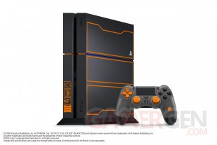 PS4 PlayStation 4 collector Call of Duty Black Ops III 22 09 2015 (1)