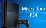ps4 playstation 4 firmware 4 05 lancement mise jour systeme exploitation os