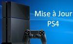 MISE A JOUR - PS4 : le firmware 4.07 est disponible