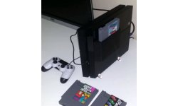 PS4 playstation 4 modding NES  (1)