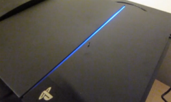 PS4 PlayStation BLOD BPOD Blue Pulsing Light of Death head