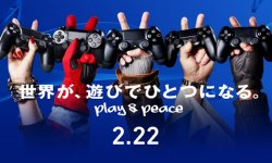 PS4 playstation Peace Play 13.02.2014