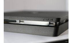PS4 PlayStation Slim head