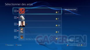 PS4 PlayStation tuto notification amis tutoreils images (4)