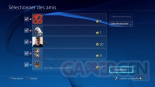 PS4 PlayStation tuto notification amis tutoreils images (5)