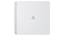PS4 Slim blanche 1