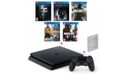 PS4 Slim pack offres images