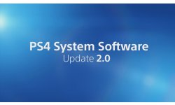 ps4 system software mise a jour 2