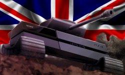 PS4 tank royaume uni