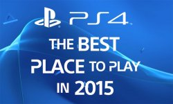 PS4 The Best Place to Play 2015
