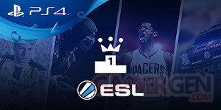 PS4 Tournois ESL
