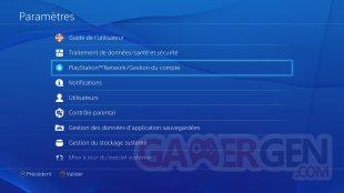 PS4 tuto Facebook rechercher ami contact (2)