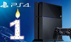 PS4 un an anniversaire