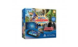 PSVita PlayStation Vita Méga Pack Aventure 21 08 2014 pack
