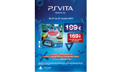 PSVita Sports & Racing Mega Pack reduction rabais 08.10.2013.
