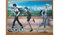 Psycho Pass Mandatory Happiness collector unboxing deballage photos 14
