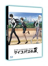 Psycho Pass XB1 Dated JP LE Bonus
