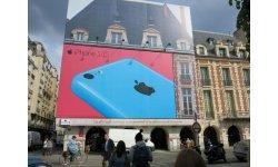 pub iphone 5 apple place des vosges