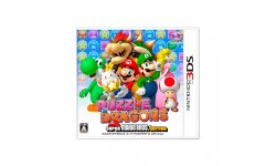 Puzzle and Dragons Super Mario Bros Edition 08 01 2014 jaquette