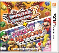 Puzzle & Dragons Super Mario Bros Edition 14 01 2014 jaquette Z
