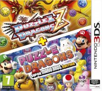 Puzzle & Dragons Z Super Mario Bros Edition jaquette