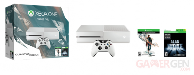Quantum Break bundle Xbox One