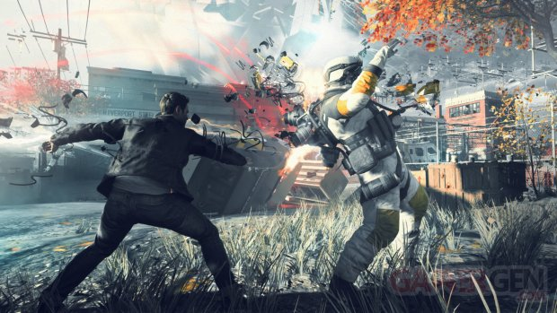 Quantum Break takedown