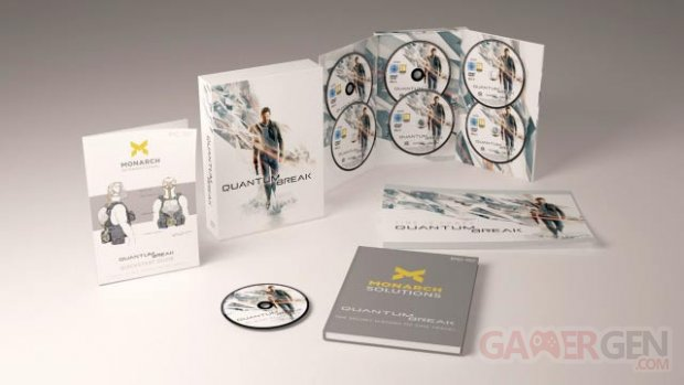 Quantum Break Timeless Collector Edition