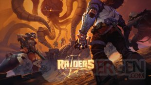 Raiders of the Broken Planet 15 04 2016 art 1