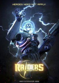 Raiders of the Broken Planet 15 04 2016 art