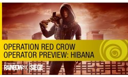 Rainbow Six Siege Operation Red Crow head