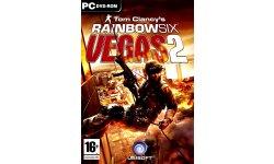 Rainbow Six Vegas 2 jaquette