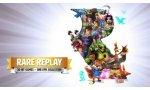 rare replay developpeur exclut rajouter jeux sortie