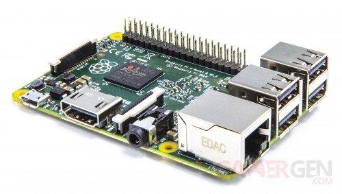 Raspberry Pi 2.