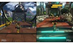 Ratchet & Clank comparaison